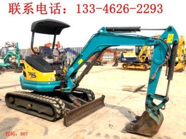 出售2011年原装二手久保田25型号挖掘机