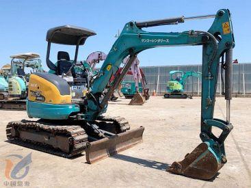 出售个人二手小挖掘机小松U-30-5挖掘机
