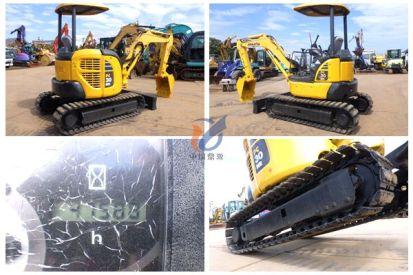 德州/济南/上海/青岛/潍坊/济宁出售二手小挖掘机小松30小挖掘机