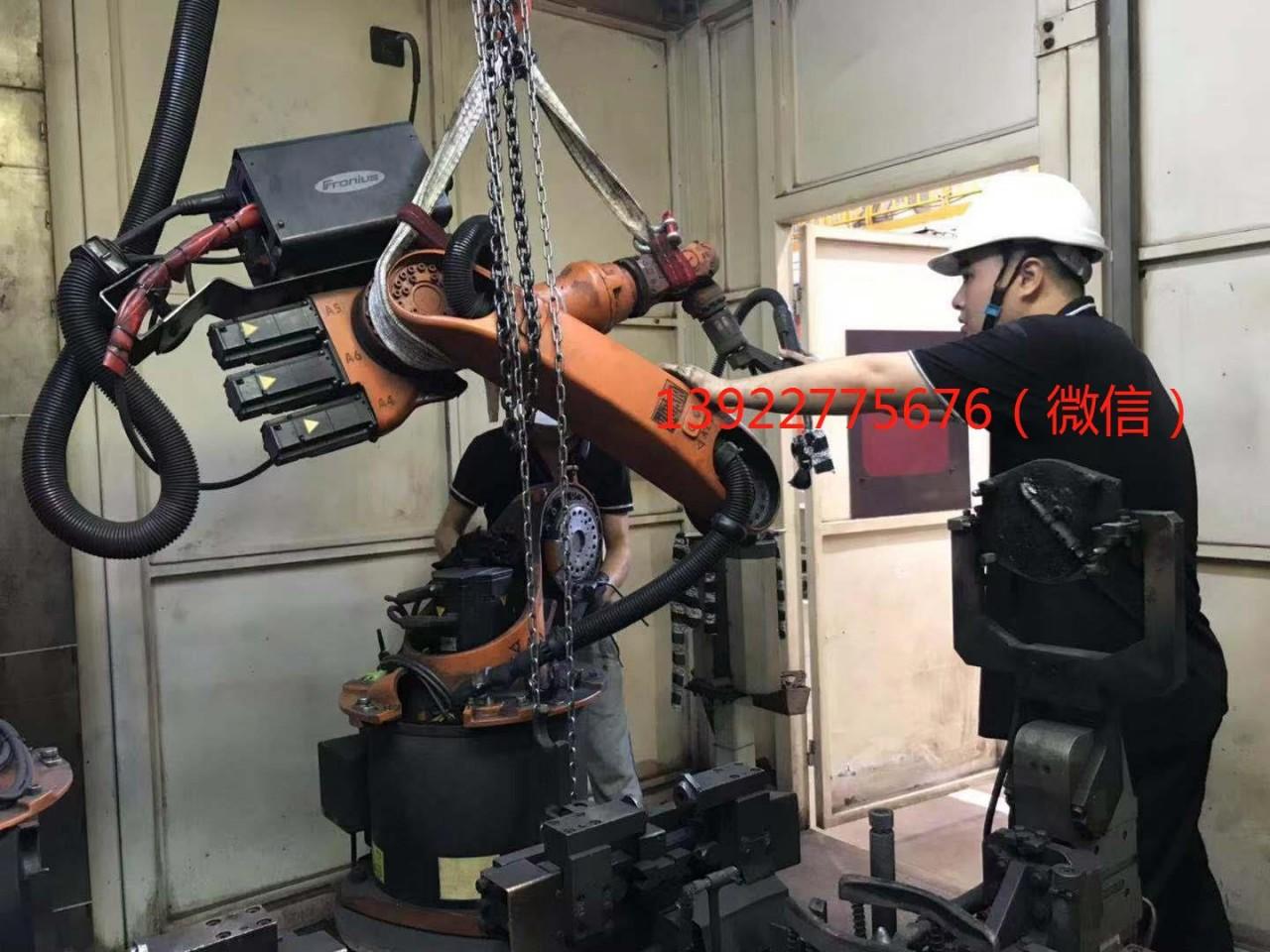 长沙库卡机器人保养