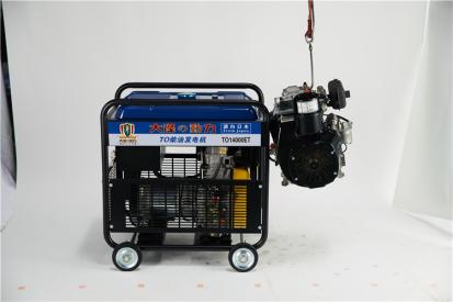 10kw柴油发电机改装车载
