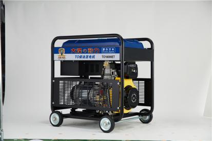 大泽动力12kw柴油发电机功率