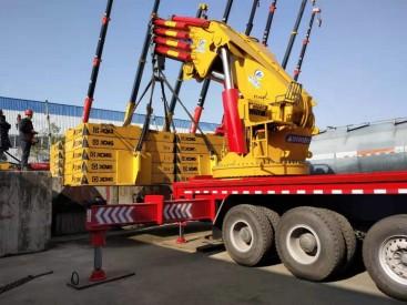 程力150吨重型起重机
