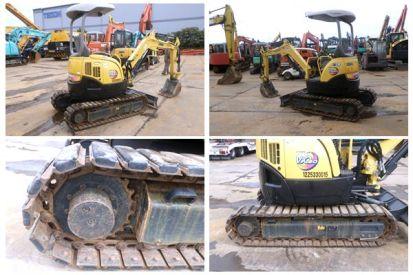 出售二手洋马VIO20-3小挖掘机 潍坊/上海/德州/青岛全国包邮