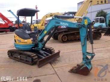 出售个人二手久保田U-20-3S小挖掘机