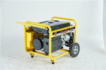 10kw移动汽油发电机