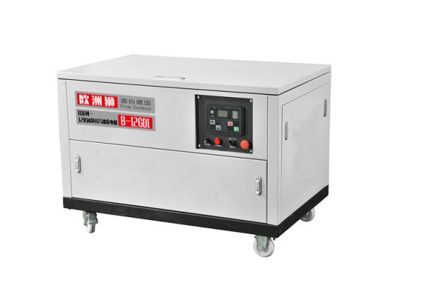 停電自啟動12千瓦汽油發電機