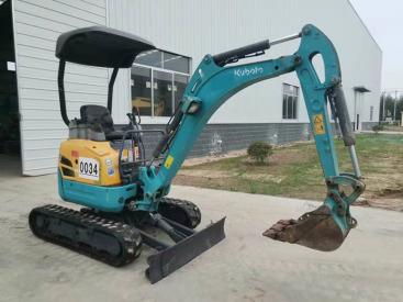 出售二手久保田U-17挖掘机