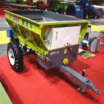 厂家直销大型高效五立方有机肥撒粪机  牛羊粪抛粪车 有机肥撒肥车