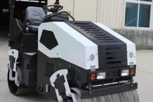 供應小型振動壓實機  小碾子 建設新農村用壓路機 停車場鋪設用壓實機