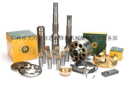 供应挖掘机液压系统PC360-7-12液压泵泵胆平面九孔铜头