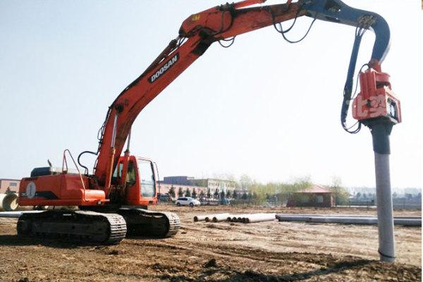 上海LB580反循环钻机.金山区走道板钢板桩700×300型钢拉森桩支护租赁
