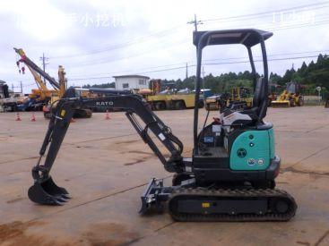 供应出售底盘伸缩的二手加藤17VX3小型挖掘机/浙江/江西全国供应