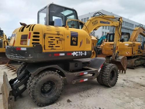 出售二手轮式挖掘机,二手70挖掘机转让,二手小型60挖掘机