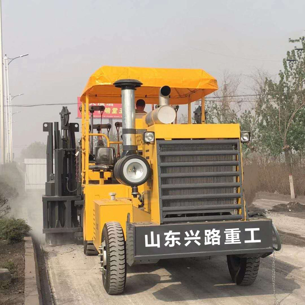 出租 兴路重工XL400多锤头破碎机,专业施工团队,综合价低
