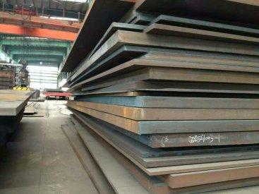 舞钢P690QH欧标容器板冲击温度成分性能P690QH执行标准P690QH化学成分力学性能