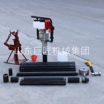 华夏巨匠供应qtz-3岩心取样钻机轻便地质勘探钻机