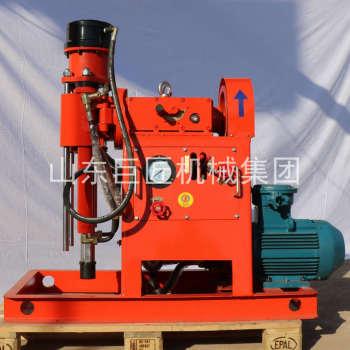 巨匠牌凿岩机械结构简单 ZLJ-350型煤矿坑道钻机 注浆机