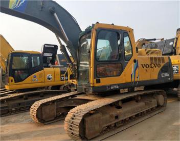 出售二手沃尔沃EC210BLC挖掘机,畅销沃尔沃包送