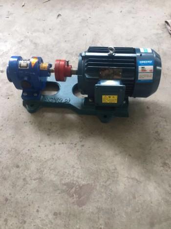 供应茁博2000型沥青搅拌站燃烧器用ZYB-2.1/2.0可调式重油泵