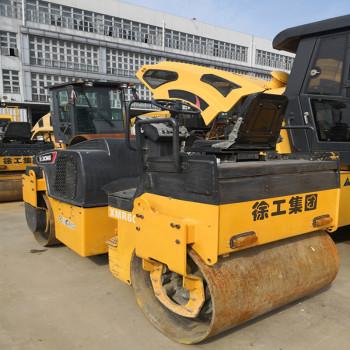徐工5吨6吨7吨8吨二手双钢轮振动压路机