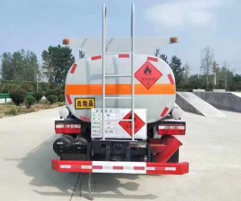 供应东风油罐车国六4吨油罐车现车出售!朝柴139马力全国上户无忧