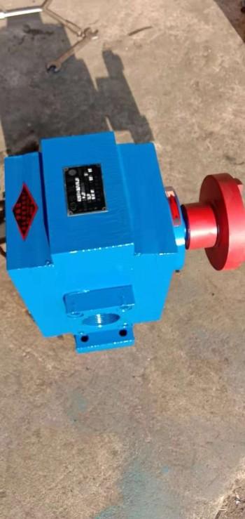 供应茁博沥青洒布车沥青保温齿轮泵