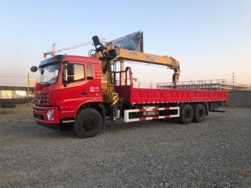 供应徐工随车吊后八轮随车吊总质量25吨徐工12吨随车吊