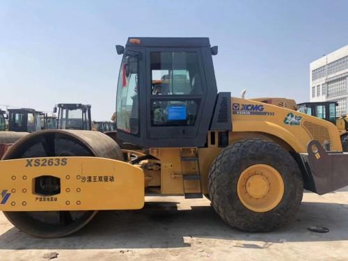 二手20吨22吨26吨徐工|柳工振动压路机,杭州|台州|丽水|宁波|温州二手压路机市场