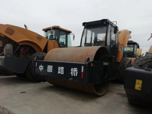 二手20吨22吨26吨徐工 柳工振动压路机,福州 厦门 莆田 三明 南平二手压路机市场