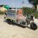 电动三轮雾炮车 全新电动洒水车 多功能电动消毒洒水车