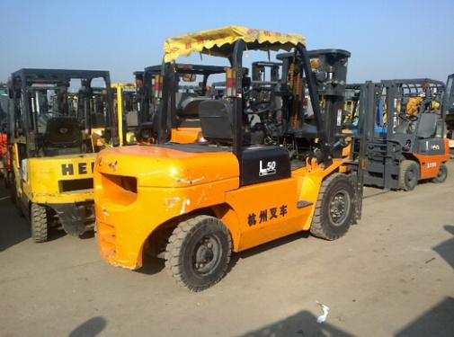 个人二手3吨5吨7吨8吨10吨叉车出售 品牌叉车 杭州|台州|丽水|宁波|温州二手叉车市场