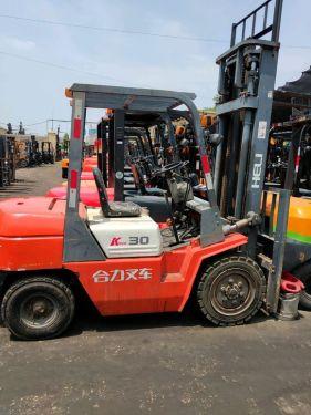 个人二手3吨5吨7吨8吨10吨叉车出售 品牌叉车 福州|厦门|莆田|三明|南平二手叉车市场