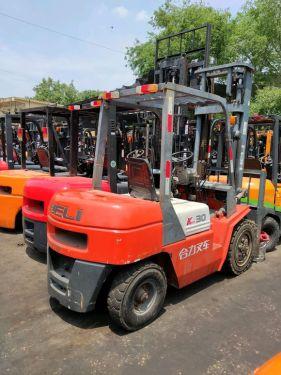 个人二手3吨5吨7吨8吨10吨叉车出售 品牌叉车 郑州|漯河|商丘|信阳|周口二手叉车市场