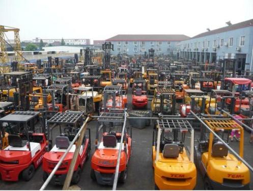 个人二手3吨5吨7吨8吨10吨叉车出售 品牌叉车 合肥|黄山|滁州|阜阳|六安二手叉车市场