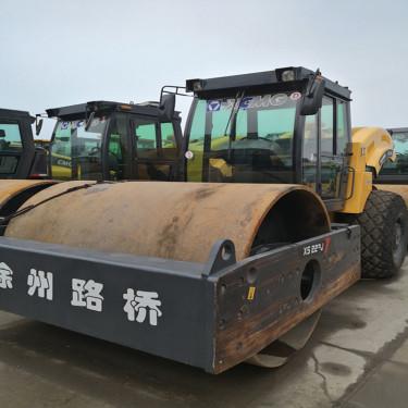 出售原装18吨20吨22吨徐工二手压路机
