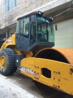 天津 北京低价出售14吨18吨22吨二手压路机-二手振动压路机