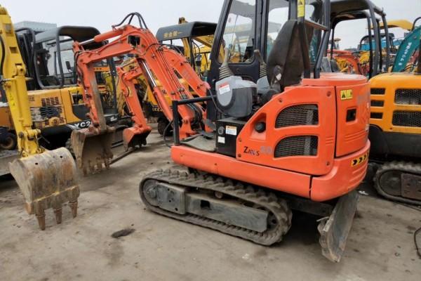 出售二手13 20 25 35挖掘機 個人二手微型挖掘機 久保田|玉柴|小松|日立|斗山二手小挖機