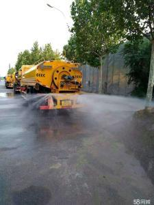 江苏洒水车出租公司-工地用水-水车拉水运水-道路冲洗降尘