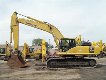 出售二手小松360-450挖掘机||上海二手进口小松挖掘机市场
