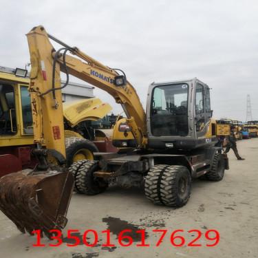 二手小松PC70-8轮式挖掘机|深圳|福州|南宁优惠出售