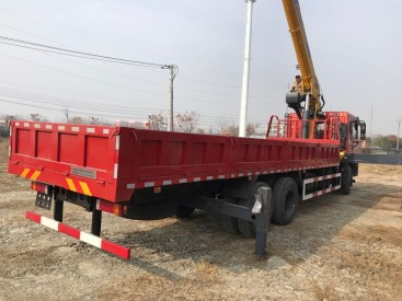 现车!后八轮玉柴270马力徐工G型新款12吨直臂G300-4吊机