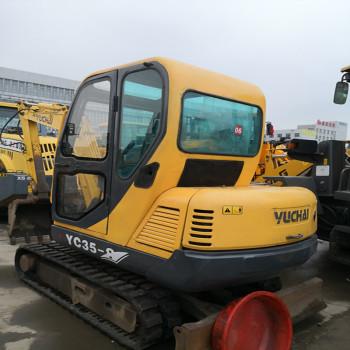 出售小松20-8玉柴YC35-7二手挖掘机