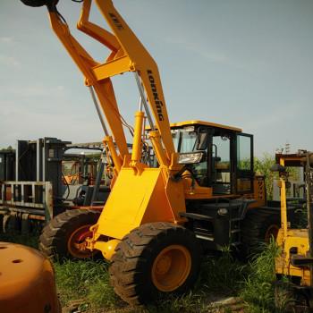 出售二手龙工LG928D装载机|二手抓木机