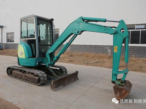 出售二手洋马vio35-2挖掘机