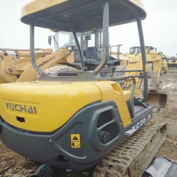 出售玉柴20-8挖掘机质量保证