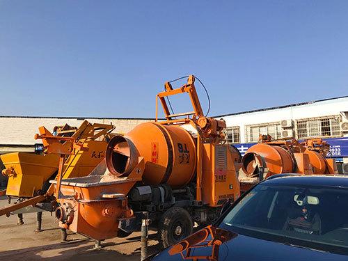 搅拌泵送一体机多少钱,二手搅拌泵送一体机多少钱(附图片)