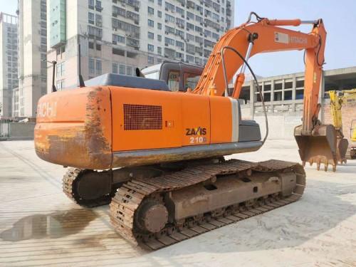 西安出售二手日立210、240、350挖掘机,质保一年,支持分期