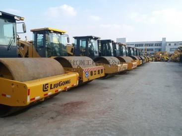 出售二手徐工20吨22吨26吨压桩机,二手压路机转让信息