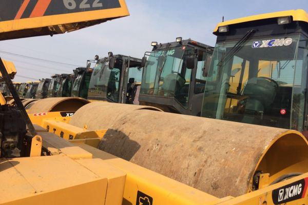 出售二手徐工20.22.26吨压路机